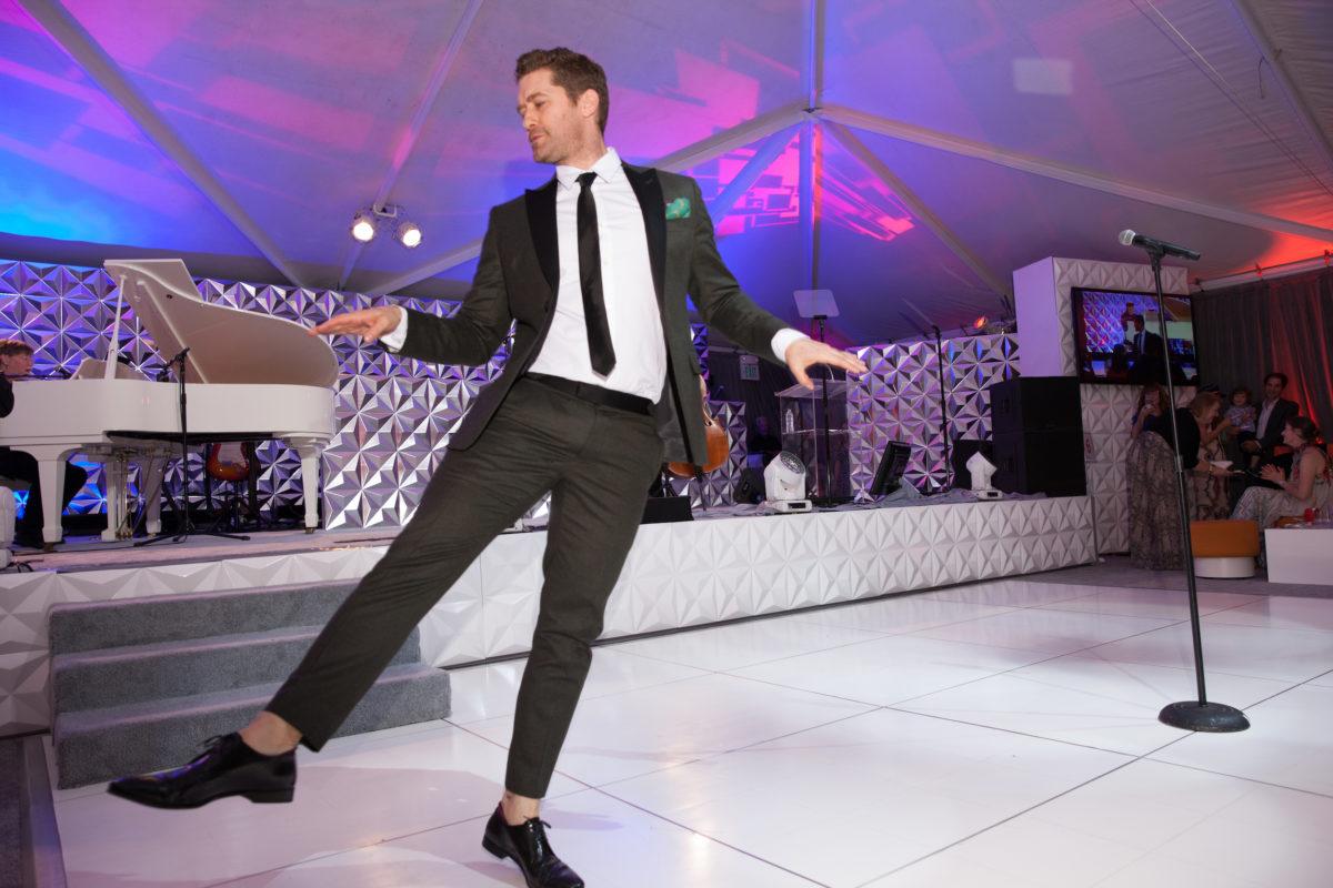 2018 Gala Matthew Morrison